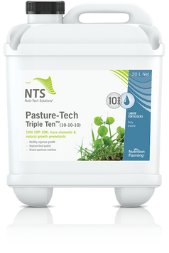 Pasture-Tech Triple Ten™