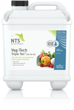 Veg-Tech Triple Ten™
