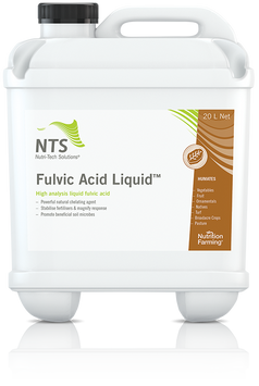 NTS Fulvic Acid Liquid™