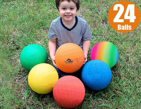 Playground Balls - Kicks Balls 8.5 Inches