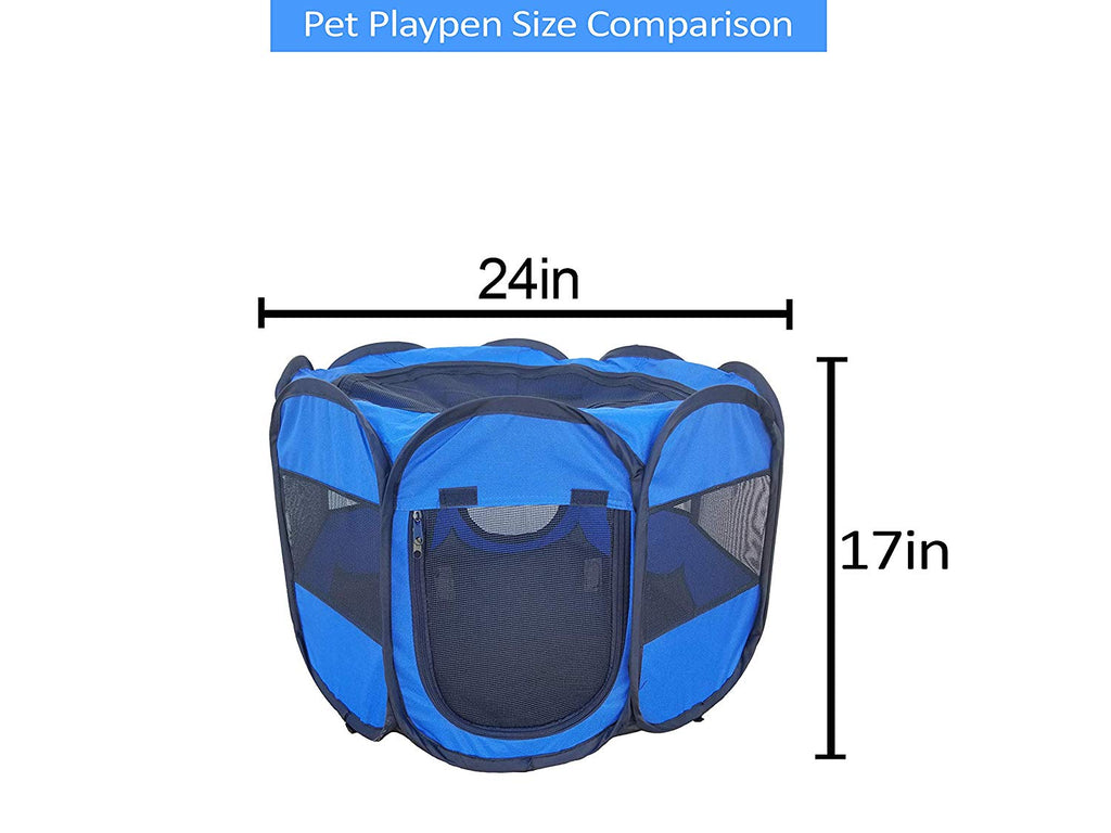 "Pet Playpen - Small 17"" Sizes"