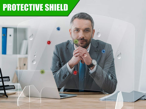 Sneeze Guard - Table Shield