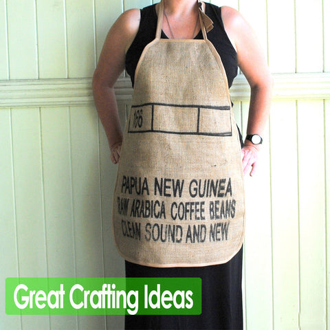 Burlap Race Sack - Potatoes Bag