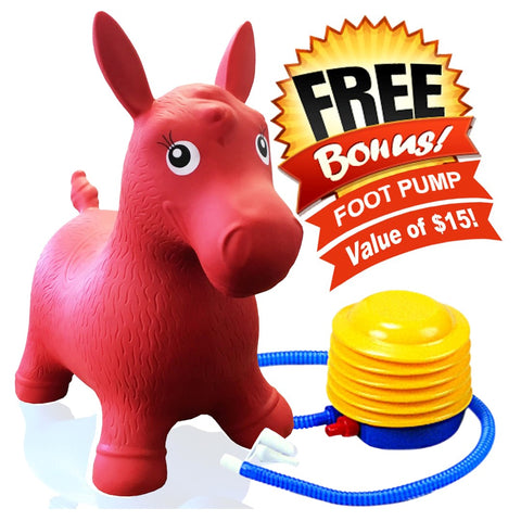 Inflatable Bouncer Horse