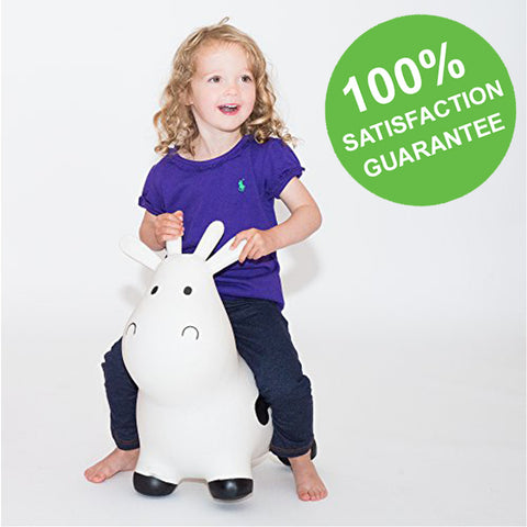 Kids bouncer cow