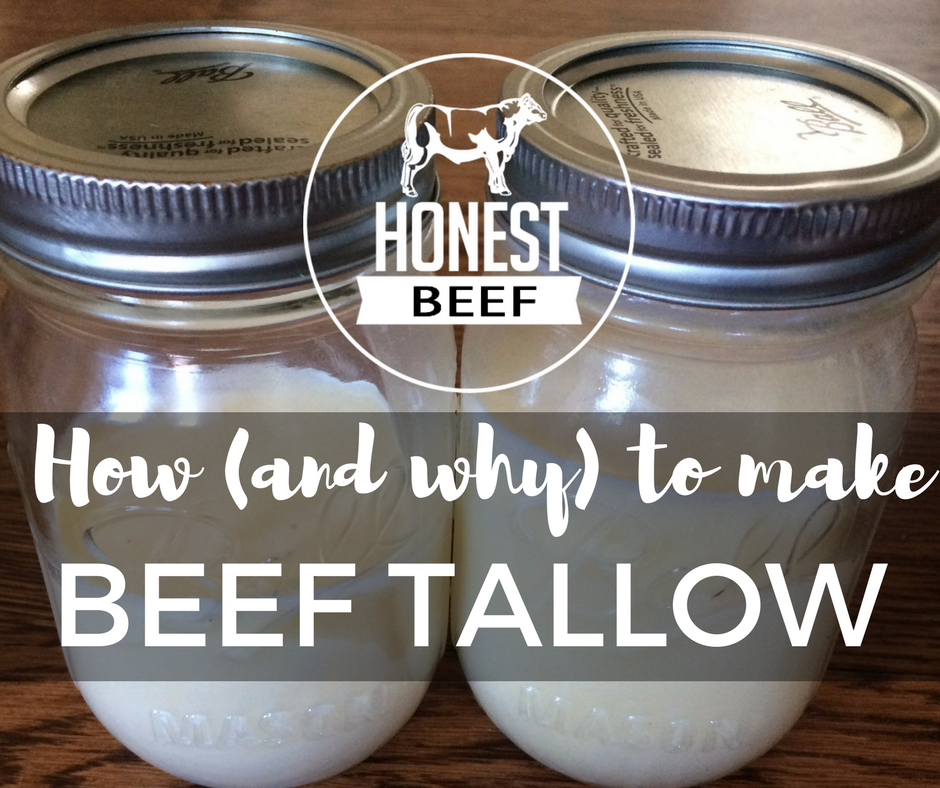 How (and Why) to Easily Render Beef Fat into Tallow