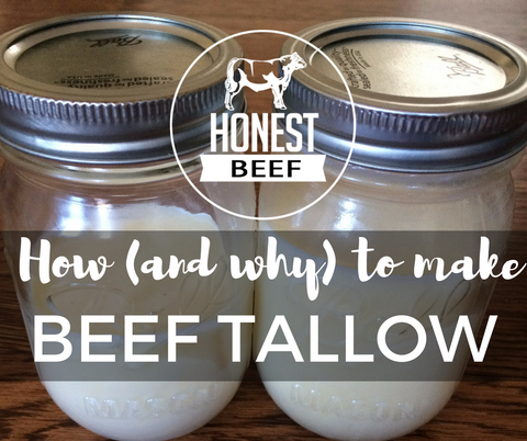 How (and why) to make Beef Tallow - Honest Beef