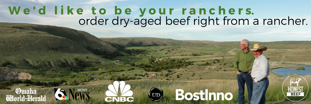 We'd like to be your ranchers - Honest Beef