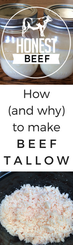 Honest Beef: How (and Why) to Render Fat into Tallow
