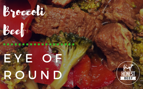 Honest Beef Broccoli Beef Eye of Round Recipe