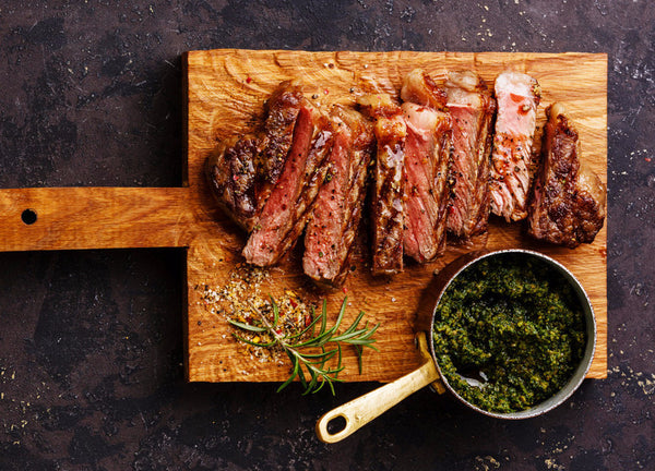Sirloin Strip Steak