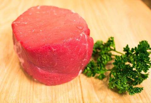 Filet Mignon Steaks, USDA Choice, Boneless From The Steak Source