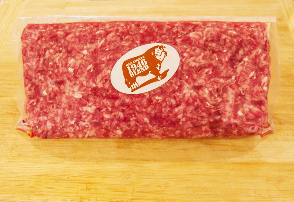 1946 Blend Ground Beef From The Steak Source