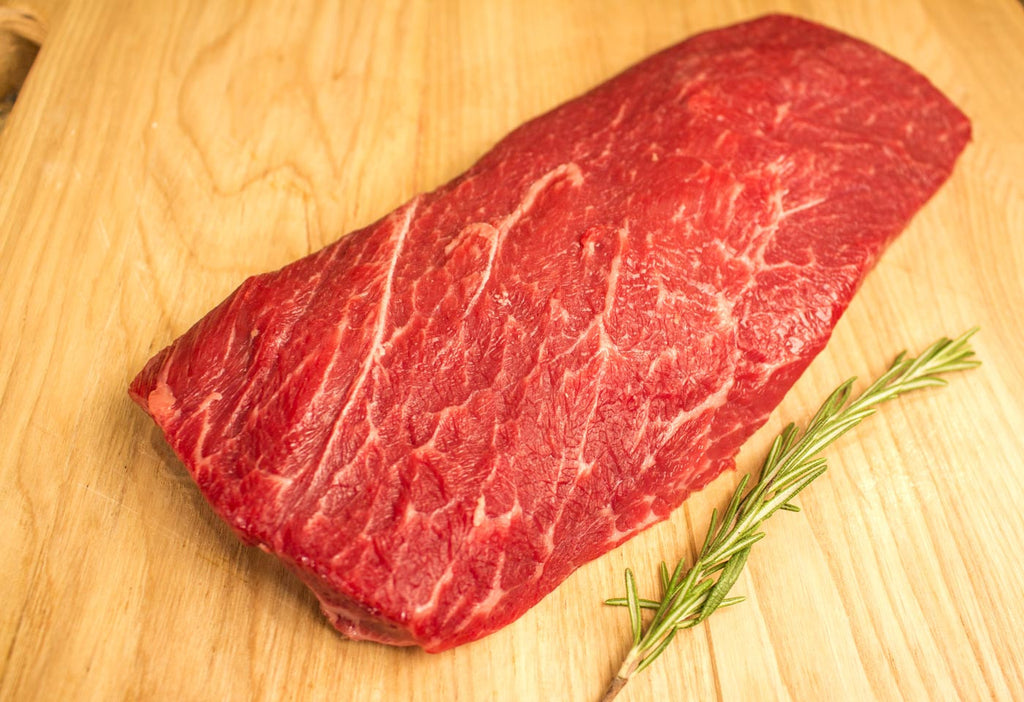 Flat Iron Steak, USDA Prime From The Steak Source