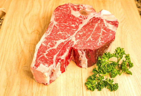 USDA Prime Porterhouse Steak From The Steak Source