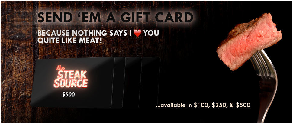 The Steak Source Gift Cards