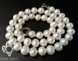 10mm Freshwater Pearl Necklace