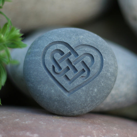 Celtic heart, Celtic wedding gift