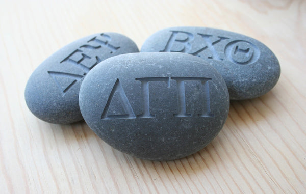 Fraternities and Sororities - Customized Greek Letters