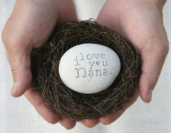 Love Message Nest (TM) - Custom message nest