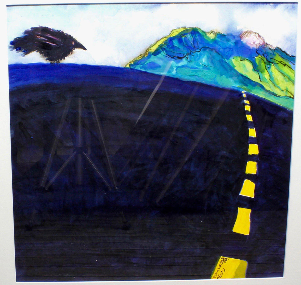Aline Randle-Sorrel Sky Gallery-Painting-Going to Taos