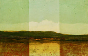 Aline Randle-Sorrel Sky Gallery-Painting-Red Stone Butte
