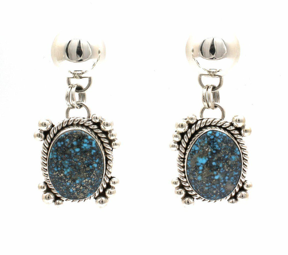 Ithaca Peak Turquoise Dangle Earrings