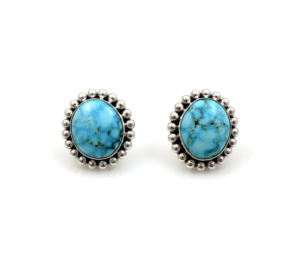 Kingman Post Earrings
