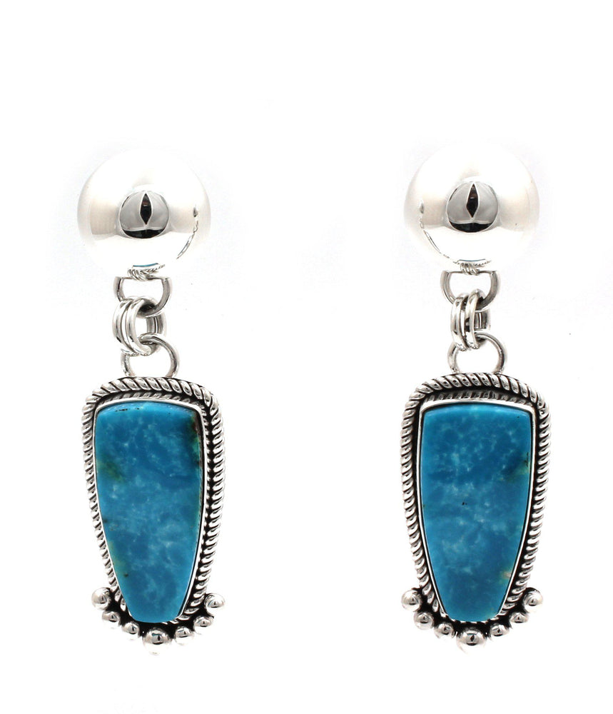 Mineral Park Turquoise Earrings