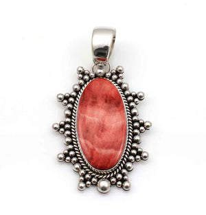 Red Spiny Oyster Pendant