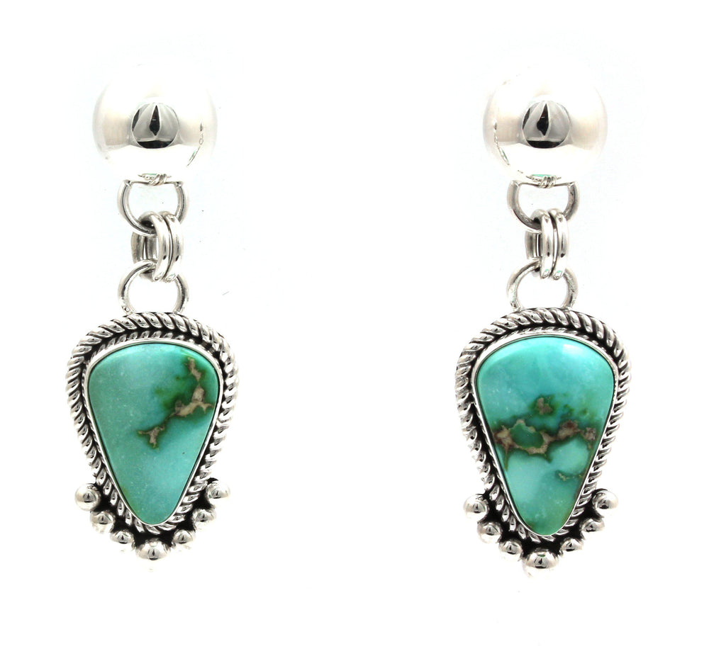 Sonoran Gold Turquoise Earrings