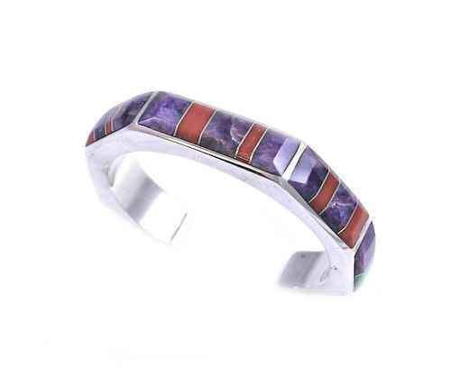 Ben Nighthorse-Box Angle Bracelet-Sorrel Sky Gallery-Jewelry