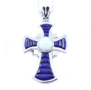Ben Nighthorse-Cross #3-Sorrel Sky Gallery-Jewelry