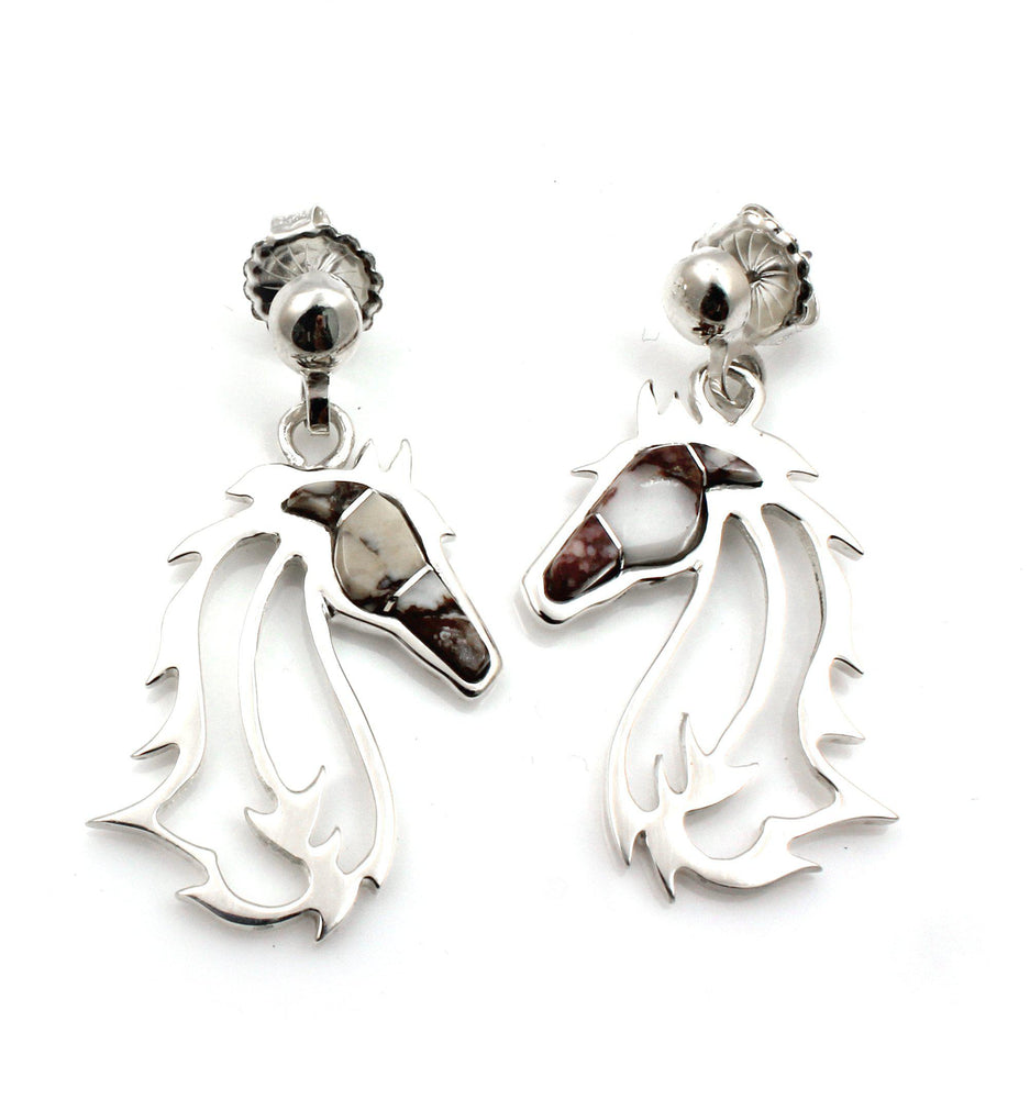 Horses In The Wind Earrings