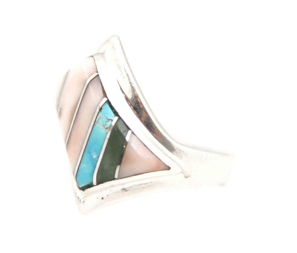 Ben Nighthorse-Lightning Ring-Sorrel Sky Gallery-Jewelry