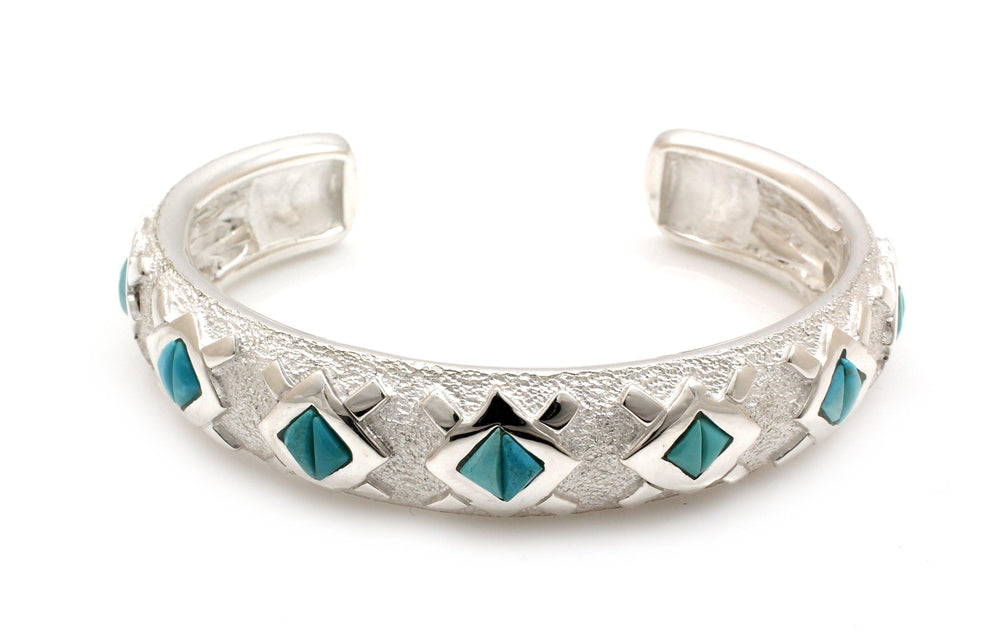 Morning Star Cuff Bracelet