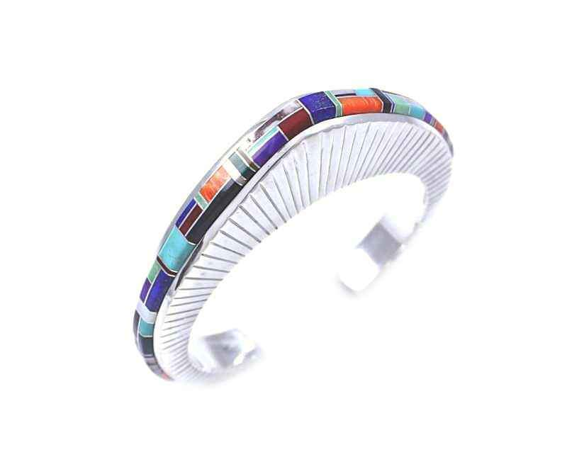 Ben Nighthorse-Radiant Fire Bracelet-Sorrel Sky Gallery-Jewelry