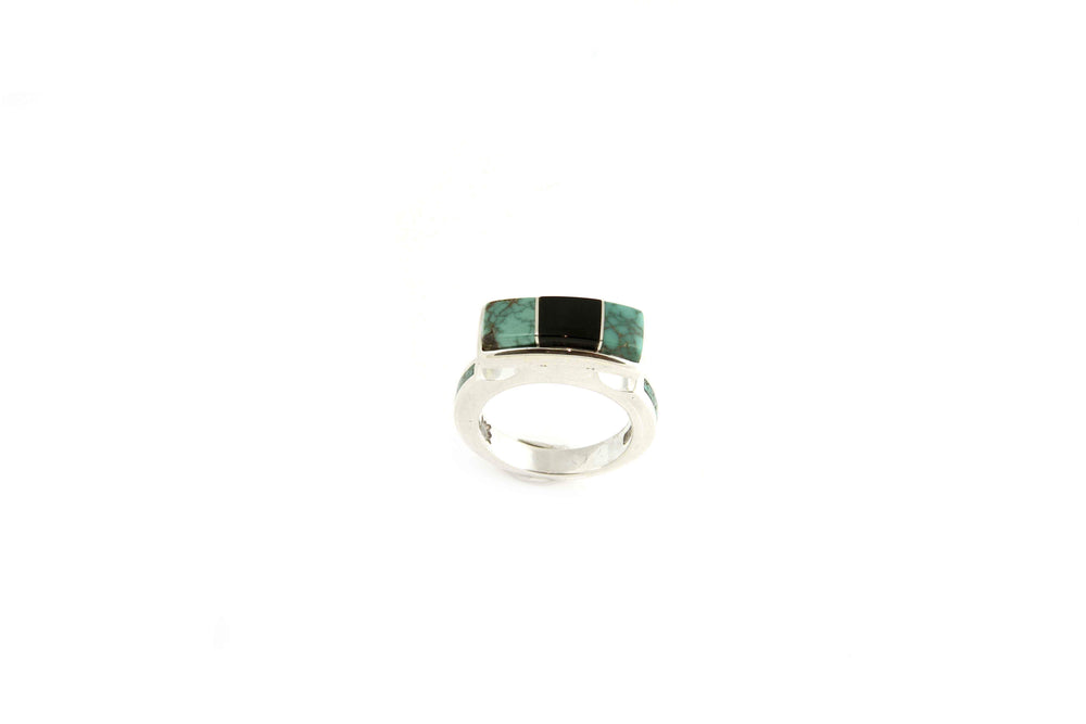 Raised Rectangle Ring
