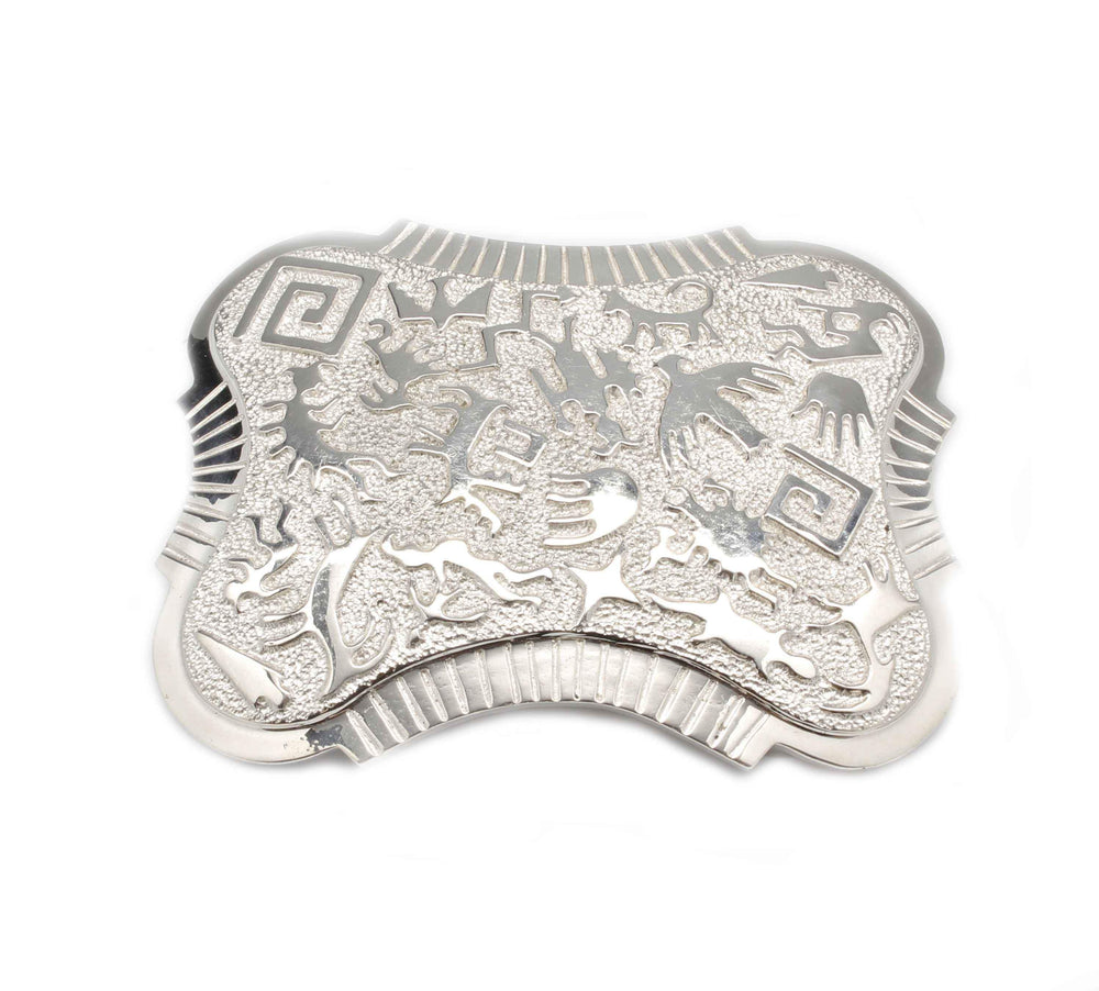 Rock Art Large III Buckle