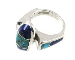 Ben Nighthorse-Scab Post Ring-Sorrel Sky Gallery-Jewelry