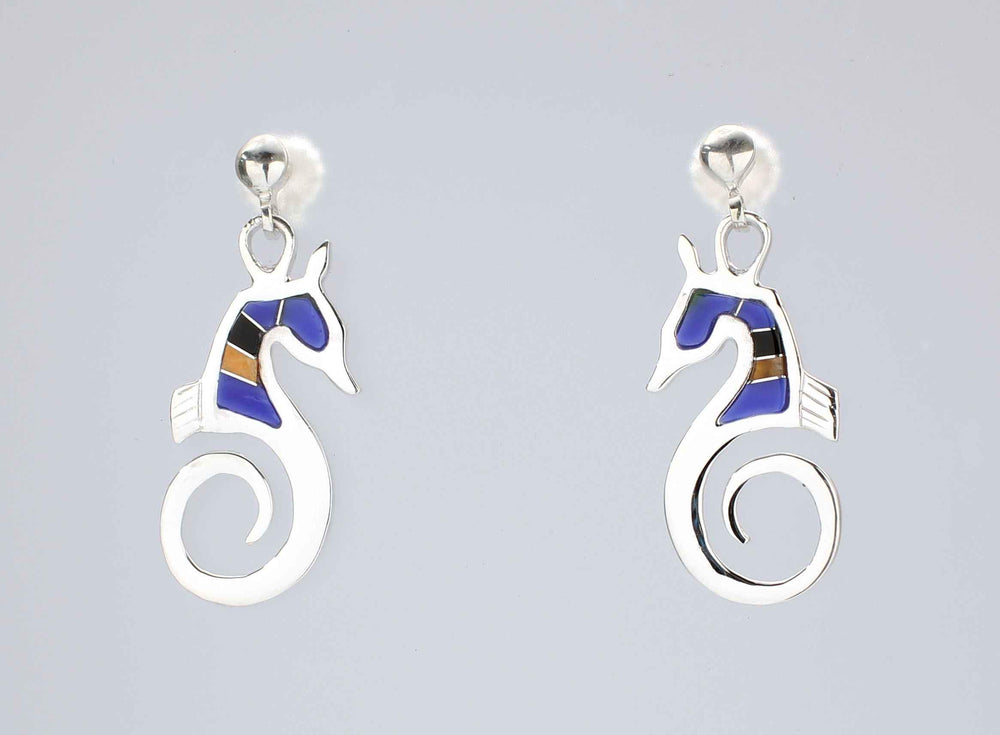 Sea Ponies Earrings