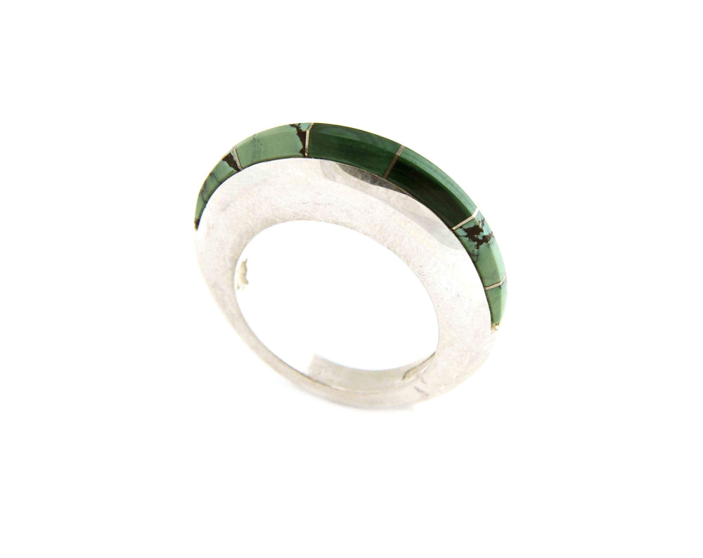 Ben Nighthorse-Slim Line Ring-Sorrel Sky Gallery-Jewelry