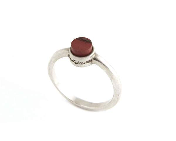 Ben Nighthorse-Stacking Cylinder Ring-Sorrel Sky Gallery-Jewelry