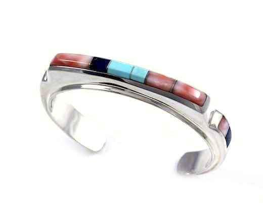 Ben Nighthorse-Step Up Bracelet-Sorrel Sky Gallery-Jewelry