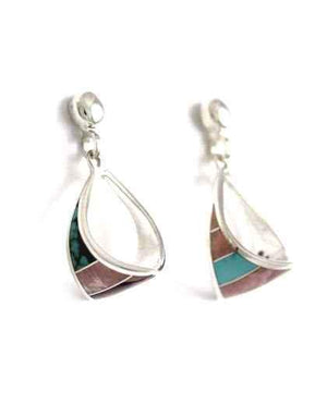 Ben Nighthorse-Stirrup Earrings-Sorrel Sky Gallery-Jewelry