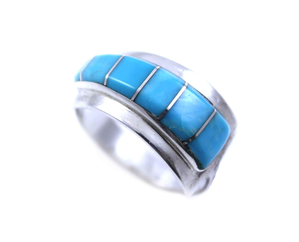 Wedge Band Ring by Ben Nighthorse