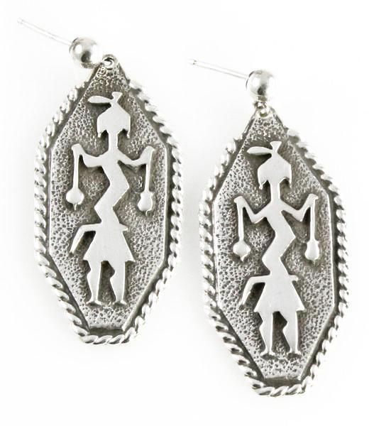 Yei-Be-Chei Earrings