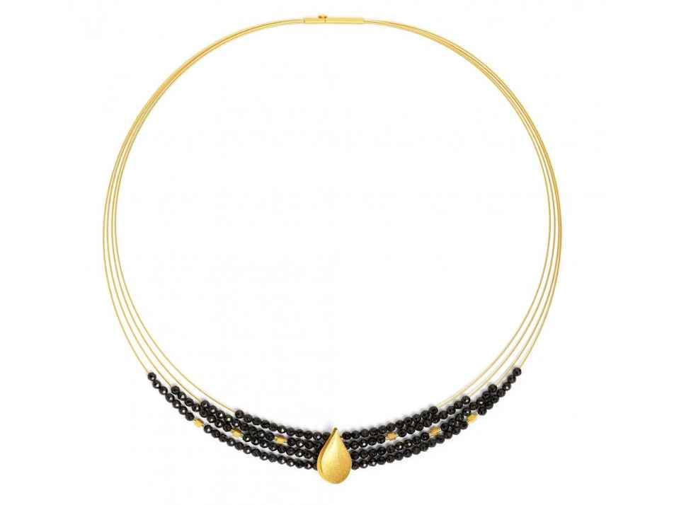 Aquinso Spinel Necklace