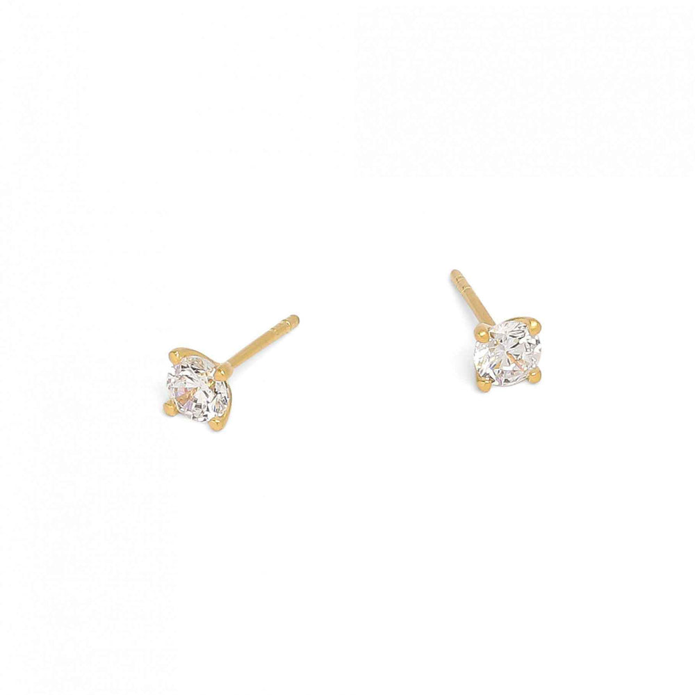 Brilliana Stud Earrings