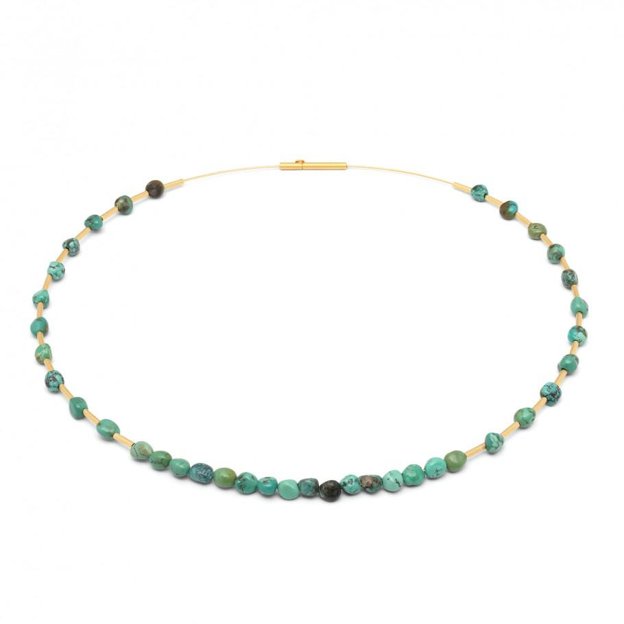 Clanta Necklace-Jewelry-Bernd Wolf-Sorrel Sky Gallery